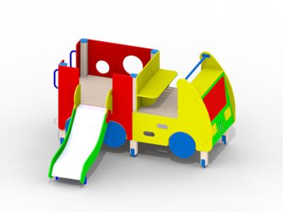 Детские горки - радость и счастье для малышей и родителей