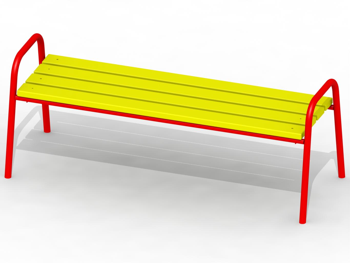 Скамейка картинка для детей